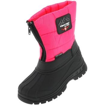 Chaussures Fille Bottes de neige Alpes Vertigo Oxford fus apres ski girl Rose