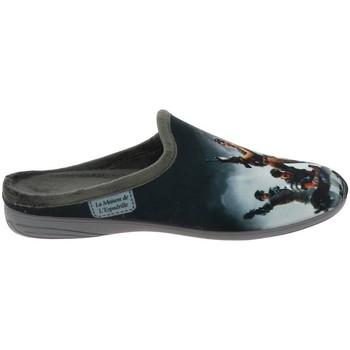 Chaussures Homme Mules La Maison De L'espadrille 6792-2 gris