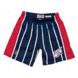 Vêtements Shorts / Bermudas Mitchell And Ness Short NBA Houston Rockets 1996 Multicolore