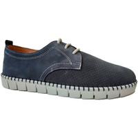 Chaussures Homme Derbies Primocx Lacets homme large spécial confortable s azul
