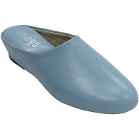 Chaussures Femme Chaussons Deisidro Baskets femme ouvrir la peau à la maison azul