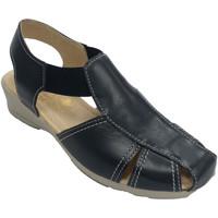 Chaussures Femme Sandales et Nu-pieds 48 Horas Sandales femme caoutchouc très confortab azul