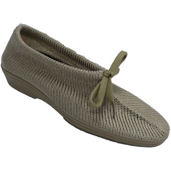 Chaussures Femme Chaussons Made In Spain 1940 Chaussure femme adaptable en chaussette beige