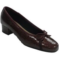 Chaussures Femme Escarpins Roldán Type de chaussure femme plate avec talon burdeos