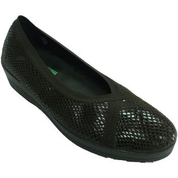 Chaussures Femme Mocassins Made In Spain 1940 Pantoufles étant maison femme hiver simu marrón