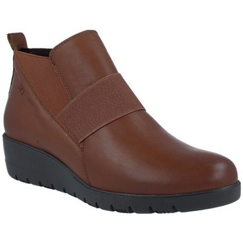 Chaussures Femme Bottines Pepe Menargues 1204 Botines Casual de Mujer Marron