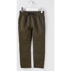 Vêtements Enfant Pantalons de survêtement Reebok Sport Bas De Survet Enfant  Pantalon Olive