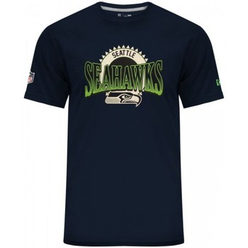 Vêtements T-shirts manches courtes New-Era T-Shirt NFL Seattle Seahawks N Multicolore