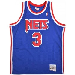 Vêtements Débardeurs / T-shirts sans manche Mitchell And Ness Maillot NBA swingman Dražen Pe Multicolore