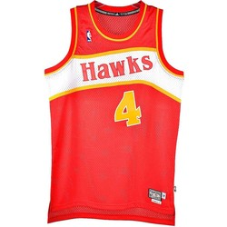 Vêtements Débardeurs / T-shirts sans manche Mitchell And Ness Maillot NBA Spud Webb Atlanta Multicolore