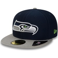Accessoires textile Homme Casquettes New-Era Casquette NFL Seattle Seahawks Multicolore