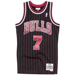 Vêtements Homme Débardeurs / T-shirts sans manche Les Iles Wallis et Futuna Maillot NBA Tony Kukoc Chicago Multicolore
