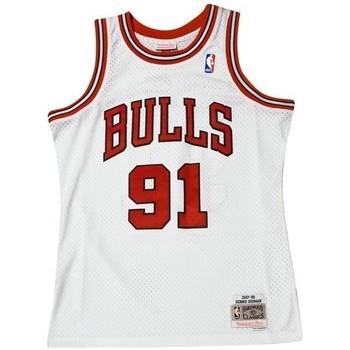 Vêtements Débardeurs / T-shirts sans manche Les Iles Wallis et Futuna Maillot NBA Dennis Rodman Chic Multicolore