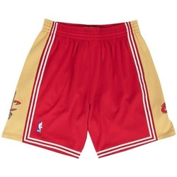 Vêtements Shorts / Bermudas Mitchell And Ness Short NBA Cleveland Cavaliers Multicolore