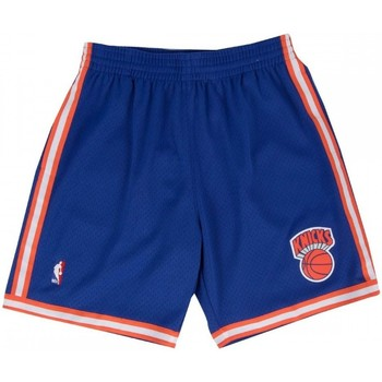 Vêtements Shorts / Bermudas Mitchell And Ness Short NBA New York Knicks 1991 Multicolore