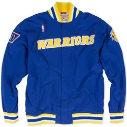Vêtements Vestes Mitchell And Ness Warm up NBA Golden State 1996- Multicolore