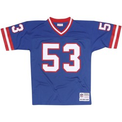 Vêtements T-shirts manches courtes Mitchell And Ness Maillot NFL Harry Carson New Y Multicolore