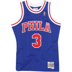 Vêtements Débardeurs / T-shirts sans manche Mitchell And Ness Maillot NBA Allen Iverson Phil Multicolore