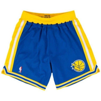 Vêtements Shorts / Bermudas Mitchell And Ness Short NBA Golden State Warrior Multicolore