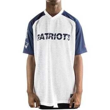 Vêtements T-shirts manches courtes New-Era T-shirt NFL New england Patrio Multicolore
