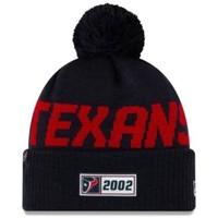 Accessoires textile Bonnets New-Era Bonnet NFL Houston Texans New Multicolore