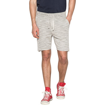 Vêtements Homme Shorts / Bermudas Deeluxe Short STARK Grey Mel