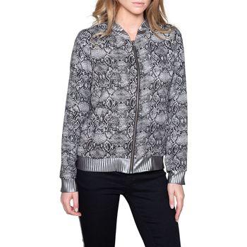Vêtements Femme Blousons Deeluxe Blouson BOA Grey Python