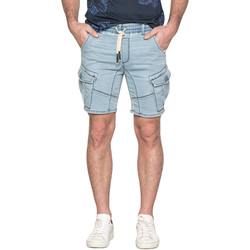 Vêtements Homme Shorts / Bermudas Deeluxe Short BOREL Bleach Used