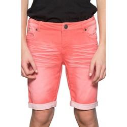 Vêtements Garçon Shorts / Bermudas Deeluxe Short BART Tomato Used