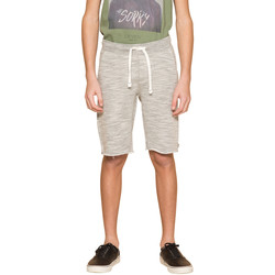 Vêtements Garçon Shorts / Bermudas Deeluxe Short STARK Grey Mel