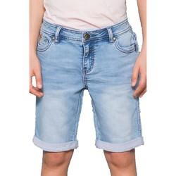 Vêtements Garçon Shorts / Bermudas Deeluxe Short BART Bleach Used