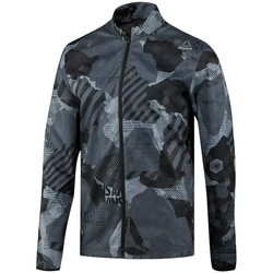 Vêtements Homme Vestes Reebok Sport One Series Running Reflect Noir, Gris