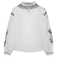 Vêtements Fille Tops / Blouses Pepe jeans RONIE Blanc