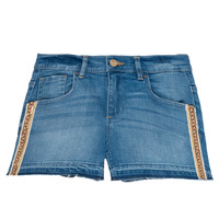 Vêtements Fille Shorts / Bermudas Guess KATELINE Bleu