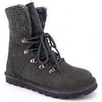 Chaussures Femme Boots Bearpaw MARÍA Gris