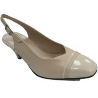 Chaussures Femme Sandales et Nu-pieds Trebede Femme, chaussures habillées, dos, mince, beige