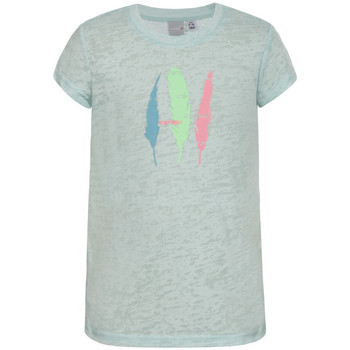 Vêtements Enfant T-shirts manches courtes Icepeak TEE SHIRT JUNIOR TELMA JR BLEU D'EAU