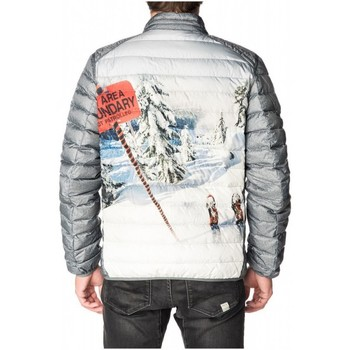 Veste Pull-in DOUH BOUNDARY GRISE DOUDOUNE