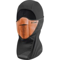 Accessoires textile Bonnets Cairn BAKURA BLACK ORANGE CAGOULE BLACK ORANGE