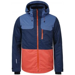 Vêtements Homme Vestes Icepeak KANYE BLEU/ORANGE VESTE BLEU/ORANGE