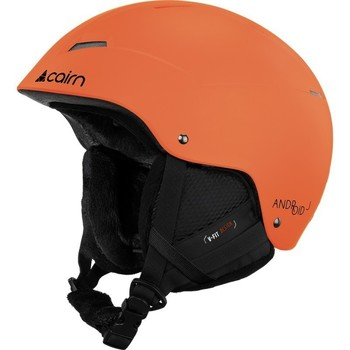 Accessoires Accessoires sport Cairn ANDROID J MAT ORANGE CASQUE MAT ORANGE