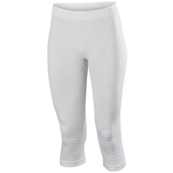 Vêtements Femme Leggings Falke 3/4 TIGHTS WOMEN WHITE SOUS VETEMENTS TECHNIQUE 2020 WHITE