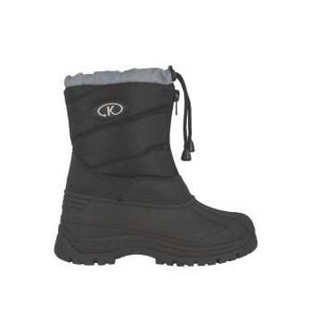 Chaussures Bottes de neige Kimberfeel BRAZEAU VRAC NOIR APRES SKI ENFANT 2020 Noir