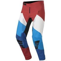Vêtements Pantalons de survêtement Alpinestars PANTALON  TECHSTAR ROUGE/BLANC/BLEU Unicolor