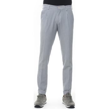 Vêtements Homme Pantalons Angelo Nardelli 1366-B373653 blu
