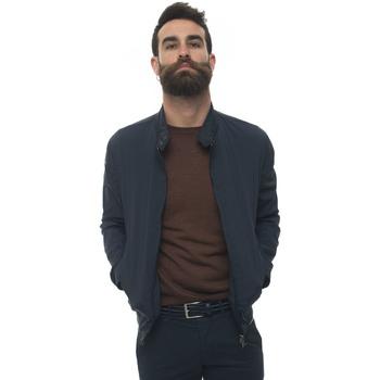 Vêtements Homme Blousons Angelo Nardelli 3718-A363050 blu