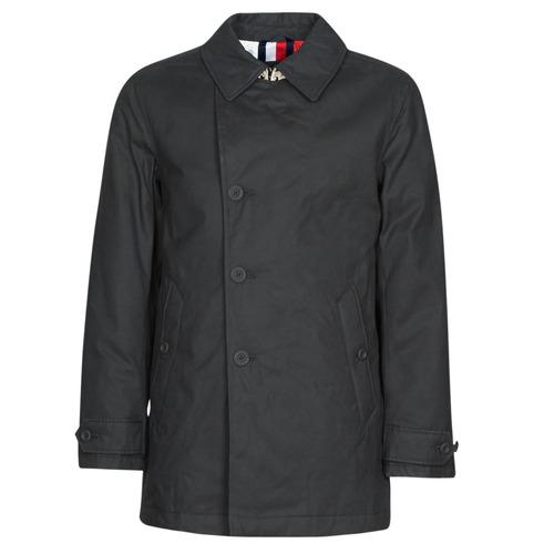 Vêtements Homme Manteaux Tommy Hilfiger SHORT SB JACKET Marine
