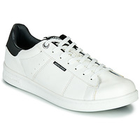 Chaussures Homme Baskets basses Jack & Jones BANNA PU Blanc