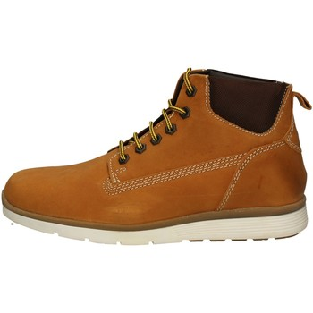 Chaussures Homme Boots Wild Land BUELL JAUNE