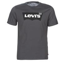 Vêtements Homme T-shirts manches courtes Levi's HOUSEMARK GRAPHIC TEE Gris